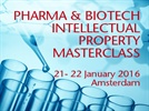 Pharma & Biotech Intellectual Property Masterclass