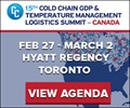 15th Cold Chain GDP & Temperature Management Logistics Summit - Canada