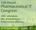 15th Annual Pharmaceutical IT Congress