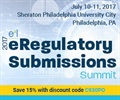 eRegulatory Submissions Summit