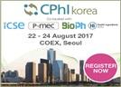 CPhI Korea 2017