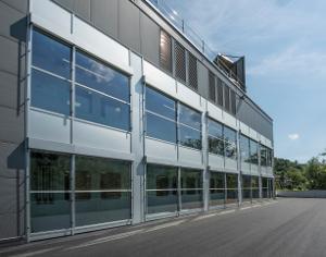 Micro-Sphere's GMP manufacturing facility