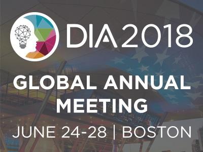 DIA 2018 Global Annual Meeting