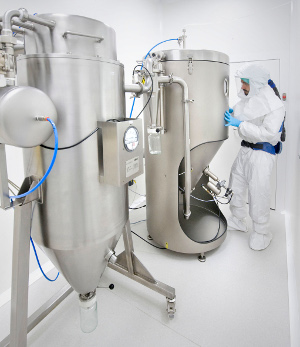 Niche CDMO Confirms Spray Drying For Highly Potent Drugs