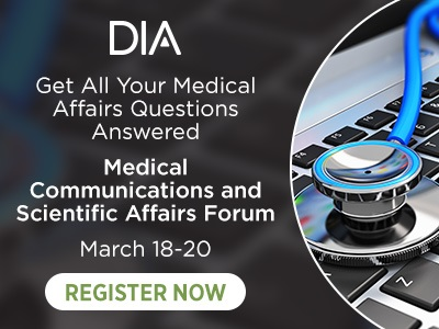 Medical Affairs and Scientific Communications Forum
