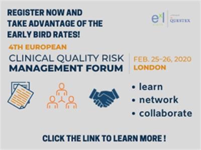 European Clinical Quality Risk Management Forum