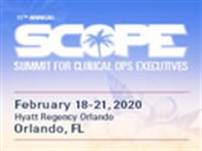 11th Annual SCOPE Summit: Summit for Clinical Ops Executives