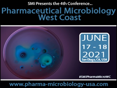 SMi's 4th Annual Conference Pharmaceutical Microbiology West Coast