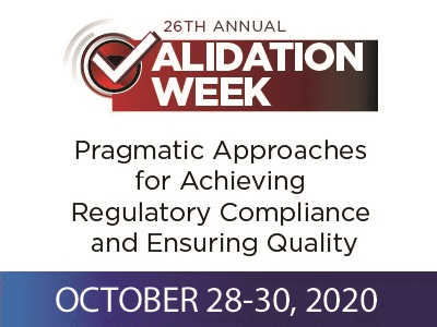26th Annual Validation Week